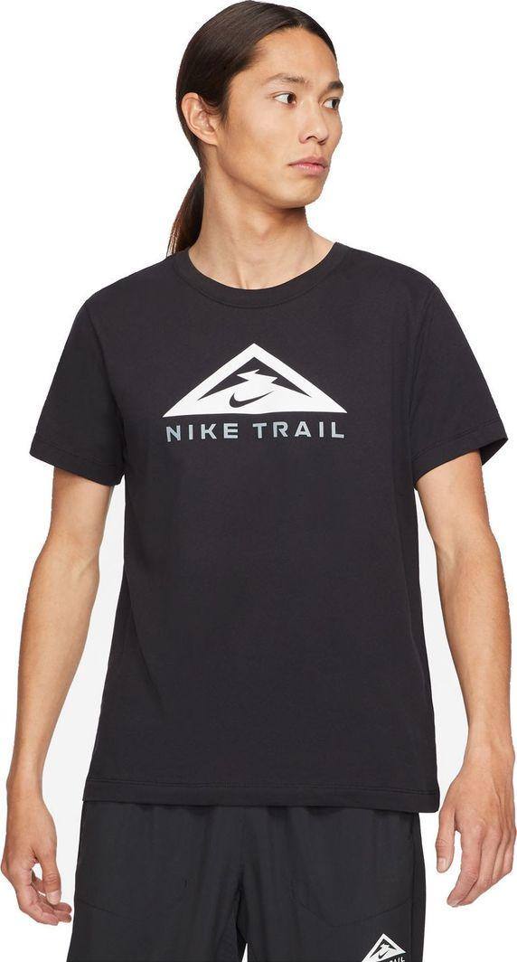 Nike Nike Trail Running t-shirt 010 : Rozmiar - L 1
