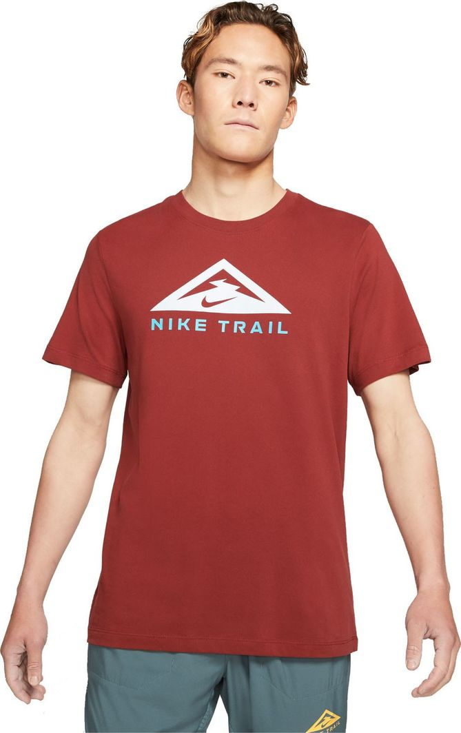 Nike Nike Trail Running t-shirt 689 : Rozmiar - XL 1