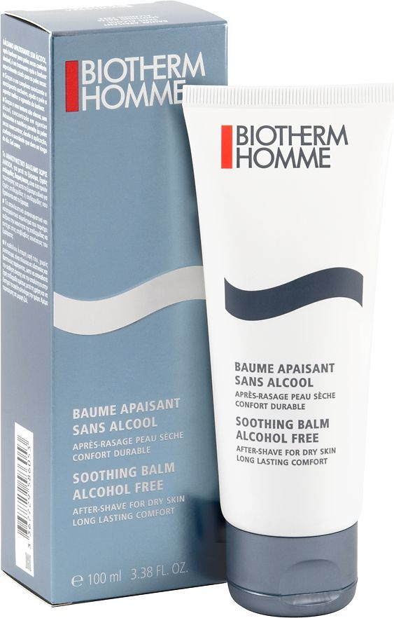 Biotherm Homme Soothing balm Alcohol Free 100ML 1
