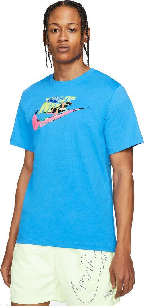 Nike Nike NSW Tee Spring Break t-shirt 435 : Rozmiar - S 1