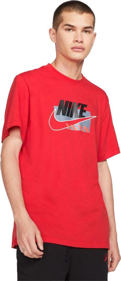 Nike Nike NSW Brandmarks t-shirt 657 : Rozmiar - S 1