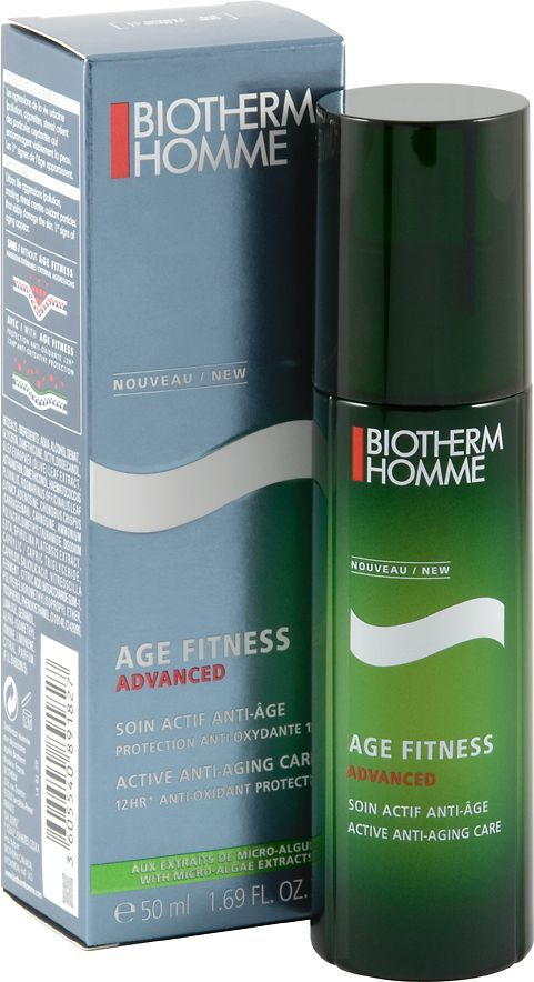 Biotherm Homme Age Fitness Advanced Active Anti-Aging Care 50ML 1