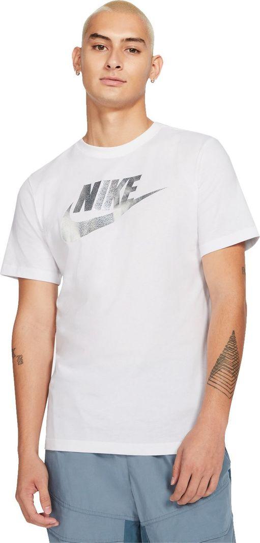Nike Nike NSW Brand Mark t-shirt 100 : Rozmiar - S 1