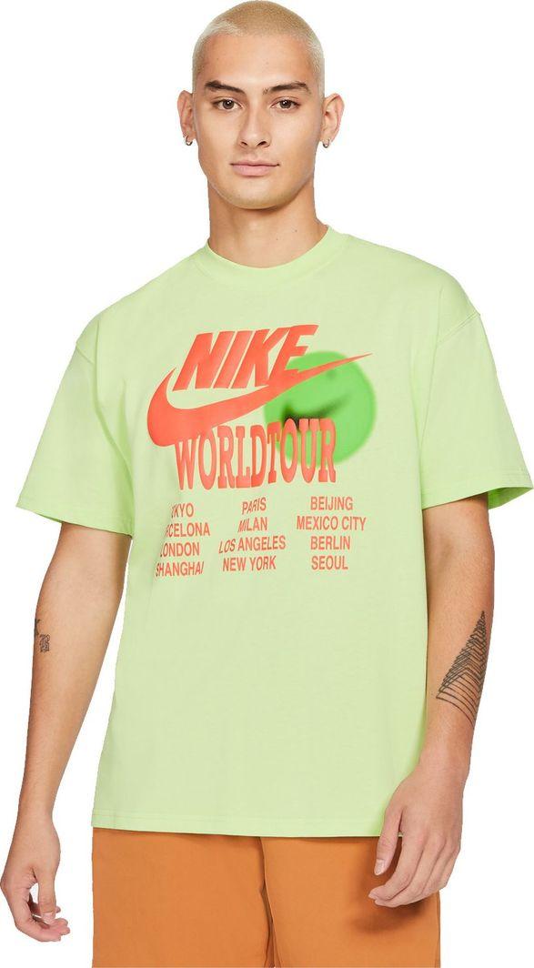 Nike Nike NSW World Tour t-shirt 383 : Rozmiar - M 1