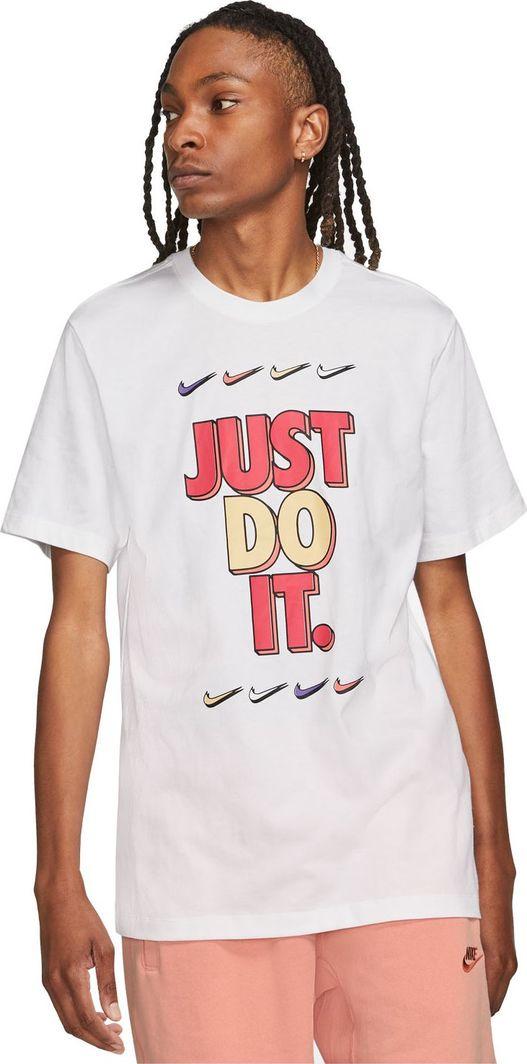 Nike Nike NSW DNA JDI t-shirt 100 : Rozmiar - XL 1