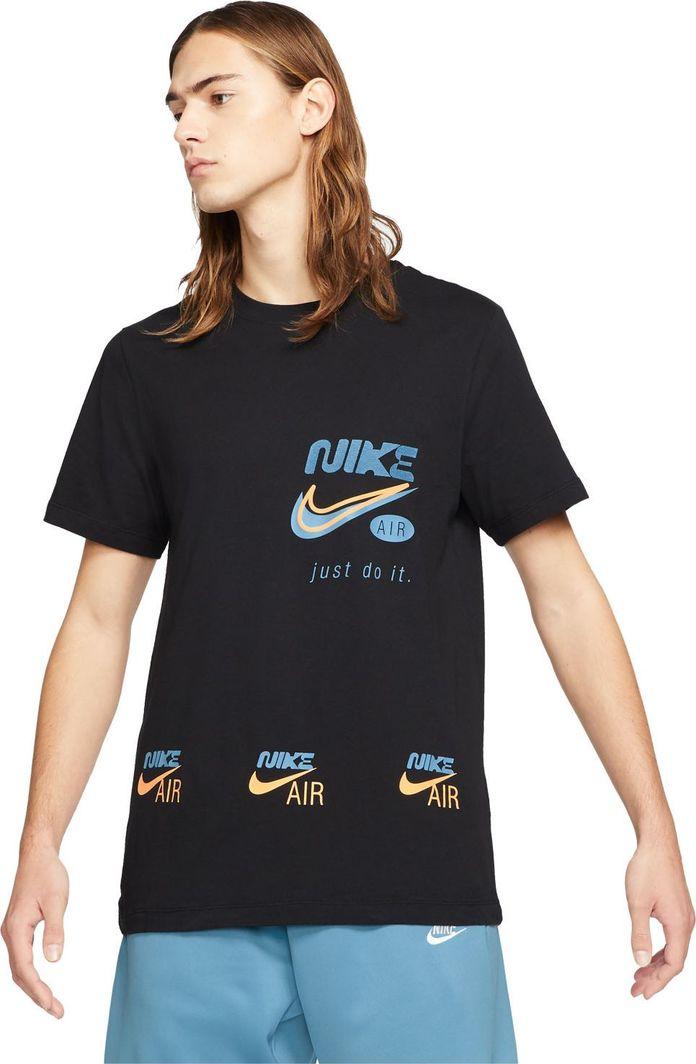 Nike Nike NSW Multibrand Swoosh t-shirt 010 : Rozmiar - XXL 1