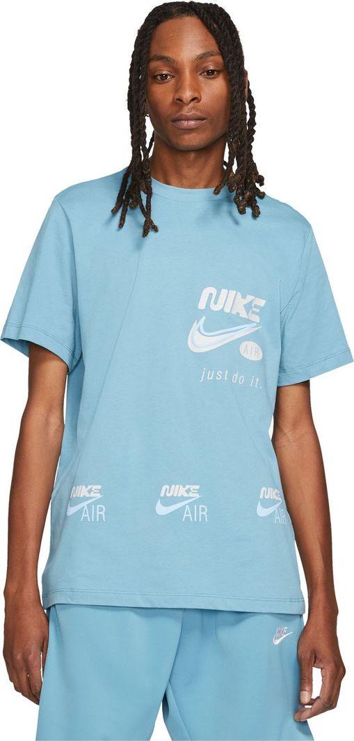 Nike Nike NSW Multibrand Swoosh t-shirt 424 : Rozmiar - M 1