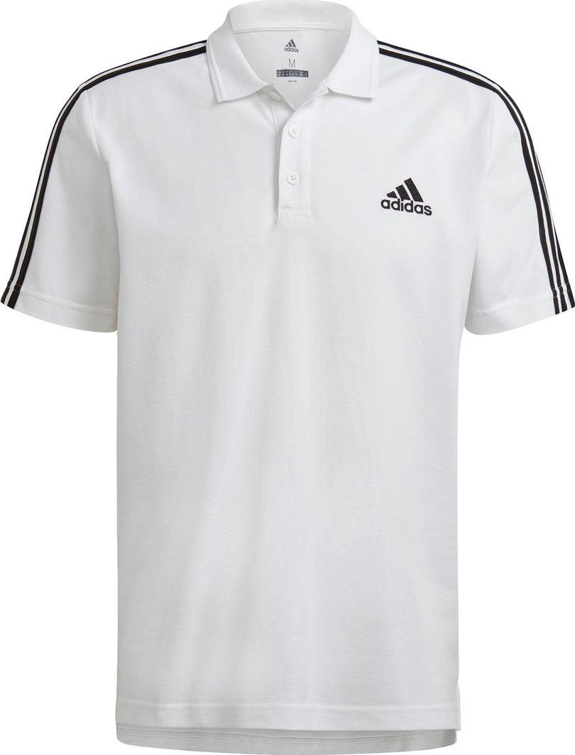 Adidas adidas Essentials 3-Stripes Pique polo 138 : Rozmiar - XXL 1