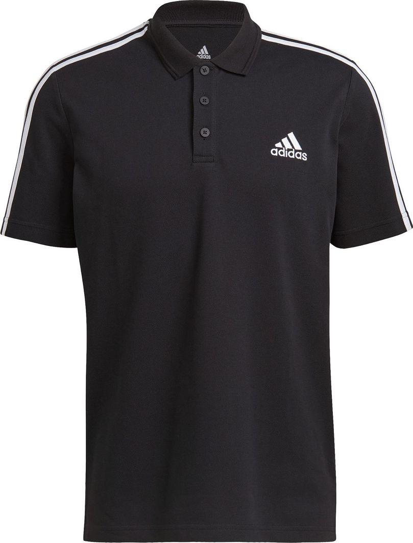 Adidas adidas Essentials 3-Stripes Pique polo 097 : Rozmiar - S 1