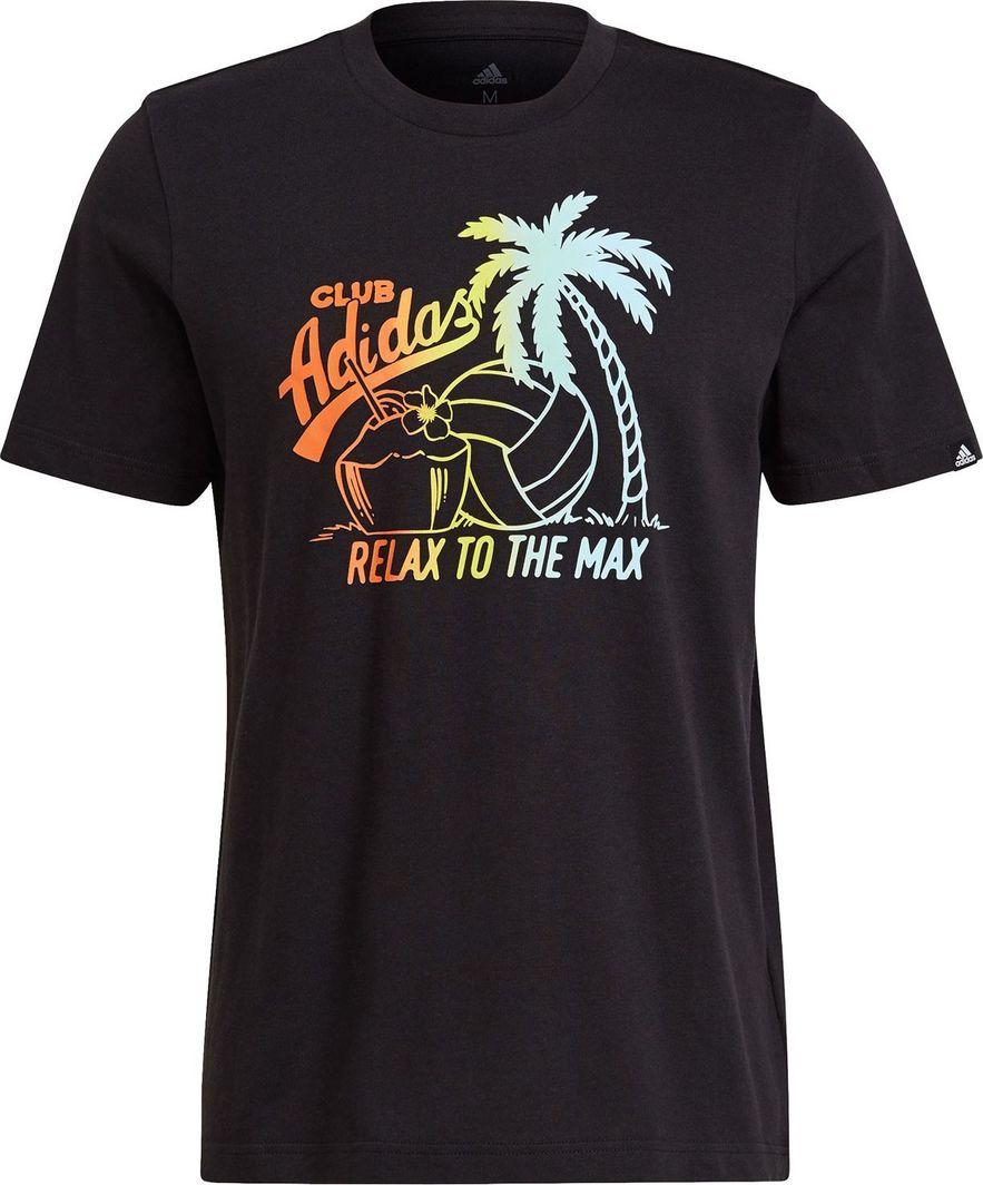 Adidas adidas Vacation Graphic t-shirt 222 : Rozmiar - XL 1