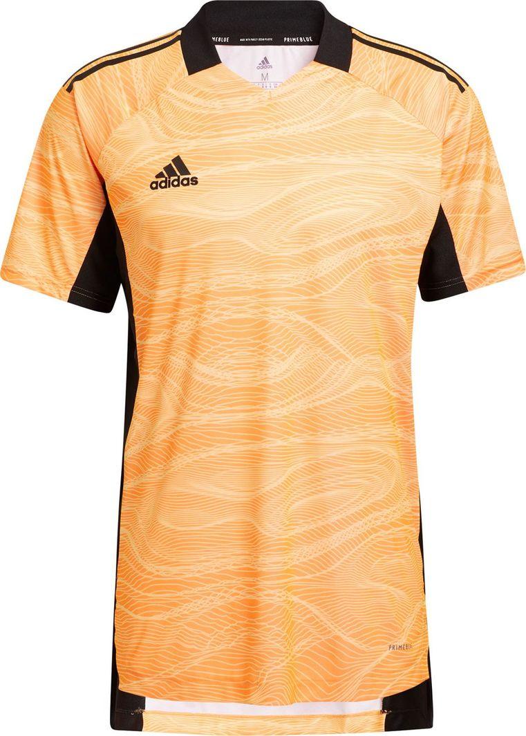 Adidas adidas Condivo 21 Goalkeeper t-shirt 705 : Rozmiar - M 1