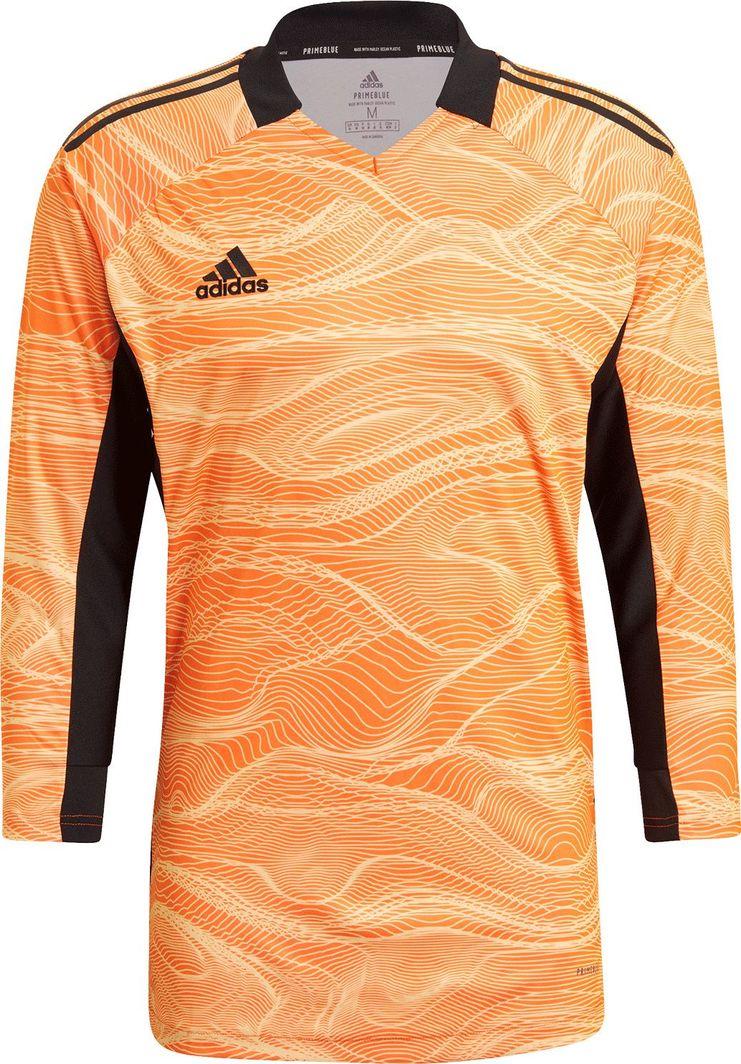 Adidas adidas Condivo 21 Goalkeeper Jersey dł. rękaw 700 : Rozmiar - XL 1