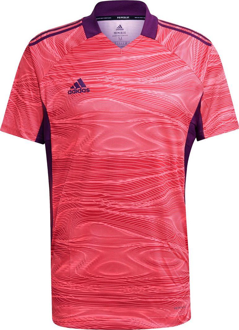 Adidas adidas Condivo 21 Goalkeeper t-shirt 428 : Rozmiar - M 1