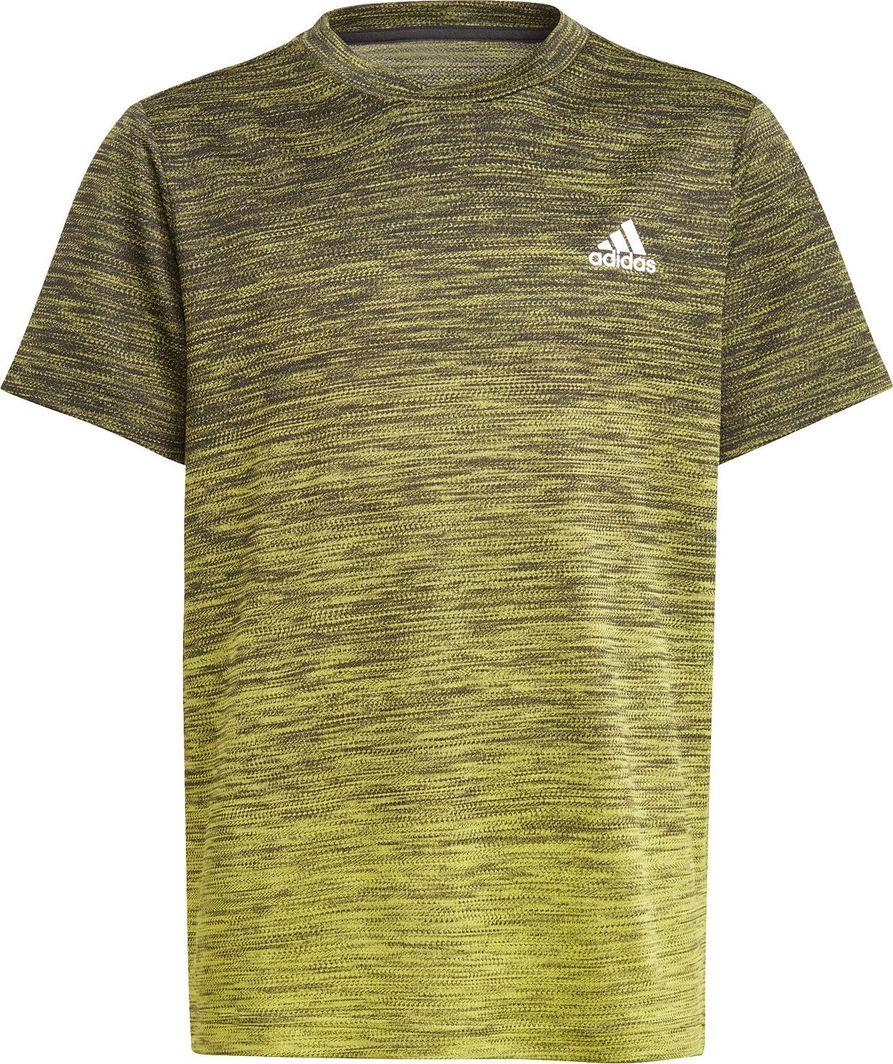Adidas adidas JR Gradient t-shirt 461 : Rozmiar - 164 cm 1