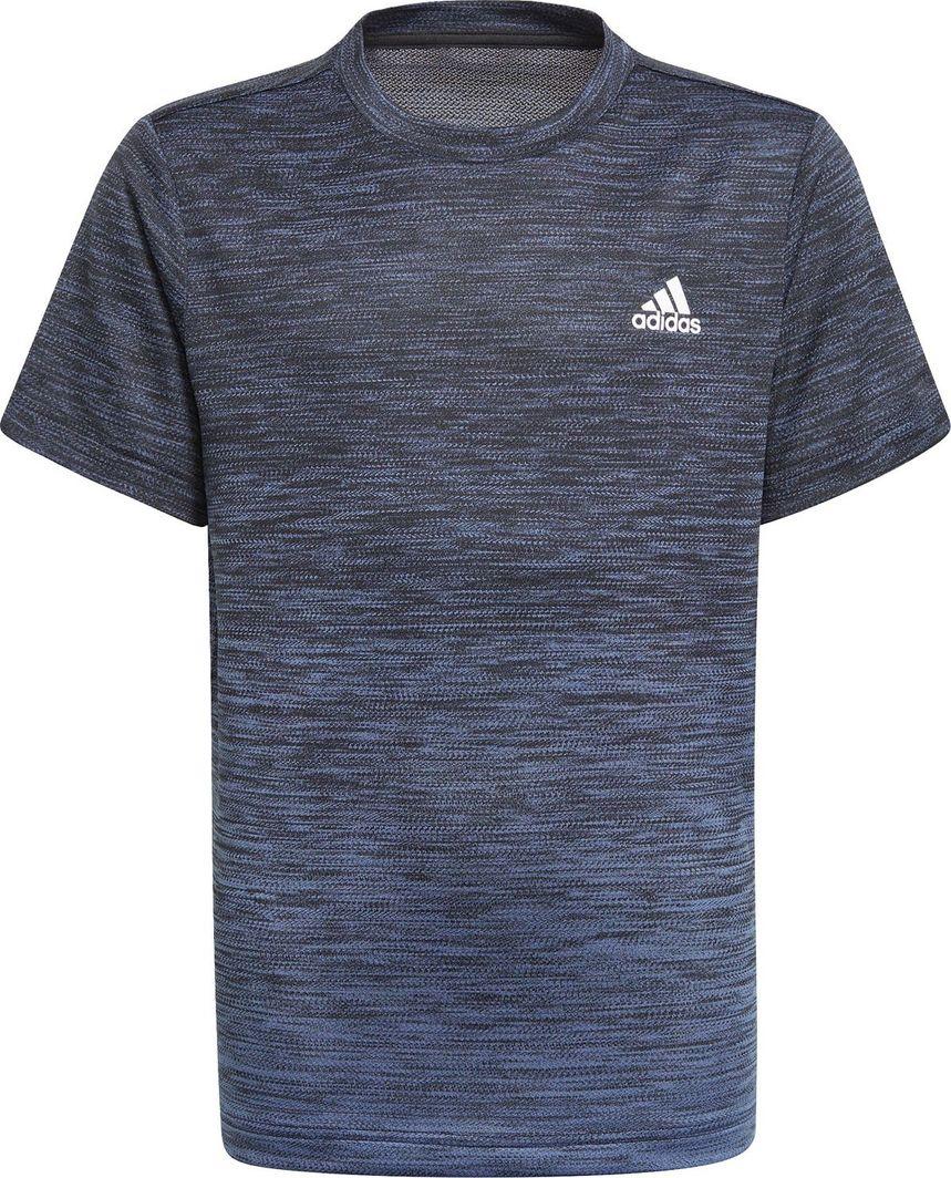 Adidas adidas JR Gradient t-shirt 462 : Rozmiar - 164 cm 1