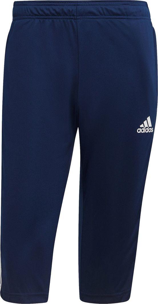 Adidas adidas Tiro 21 3/4 spodnie 473 : Rozmiar - XS 1