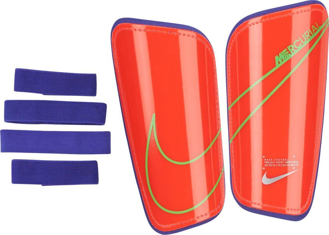 Nike Nike Mercurial Hard Shell ochraniacze 635 : Rozmiar - XS 1