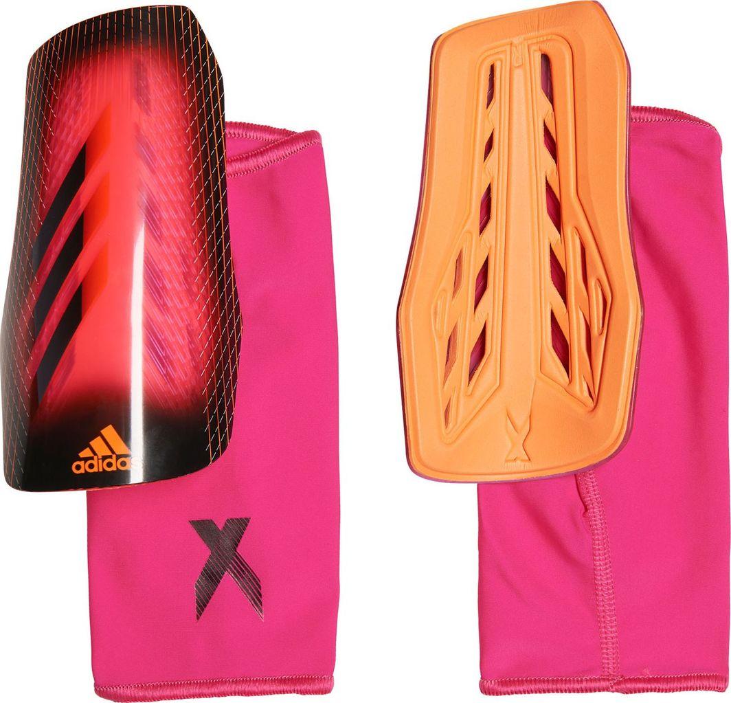 Adidas adidas X League ochraniacze 189 : Rozmiar - XS 1