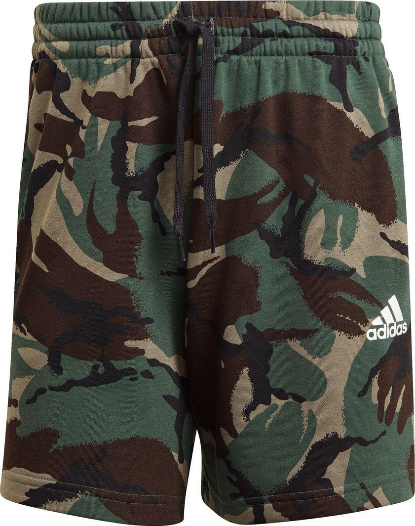 Adidas adidas Essentials Camouflage spodenki 621 : Rozmiar - M 1