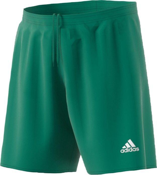 Adidas adidas Parma 16 Short zielone 884 : Rozmiar - S 1