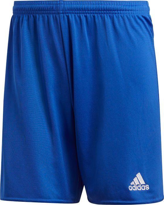 Adidas adidas Parma 16 Short niebieskie 882 : Rozmiar - XS 1