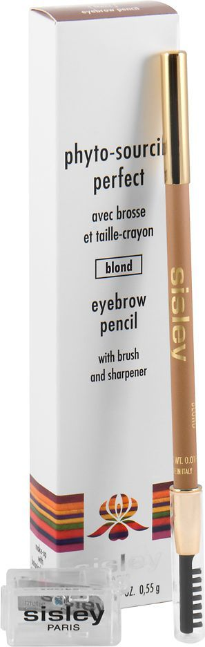 Sisley PHYTO - SOURCILS PERFECT EYEBROW PENCIL WITH BRUSH AND SHARPENER BLOND 0,55G 1