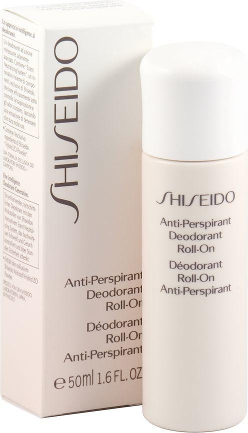 Shiseido DEODORANTS ANTIPERSPIRANT ROLL - ON 50ML 1