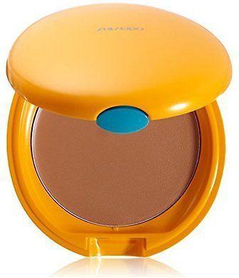 Shiseido Tanning Compact Foundation N SPF6 Brązujący podkład w kompakcie Honey 12g 1
