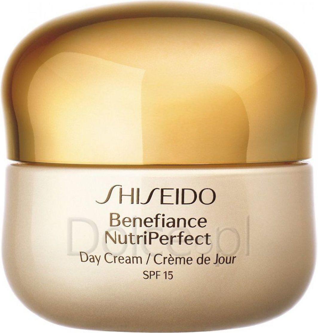 Shiseido BENEFIANCE NUTRIPERFECT DAY CREAM SPF 15 50ML 1