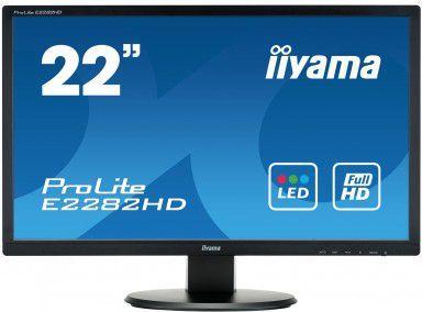 Monitor iiyama E2282HD-B1 1
