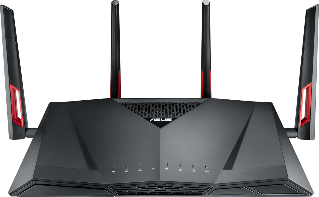 Router Asus RT-AC88U 1