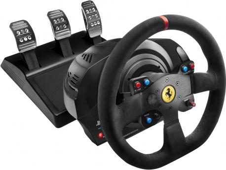 Thrustmaster Kierownica Ferrari T300 Alcantara-Edition (4160652) 1