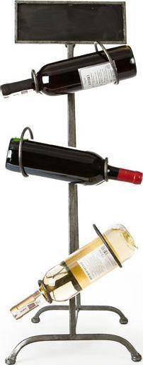Witek Home Stojak na wino (na 3 butelki) 1