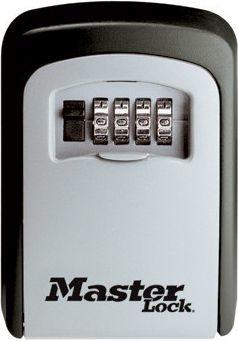 MasterLock Kasetka na klucze z zamkiem szyfrowym (5401EURD) 1