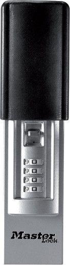 MasterLock Kasetka na klucz z zamkiem szyfrowym i podświetleniem LED (5404EURD) 1