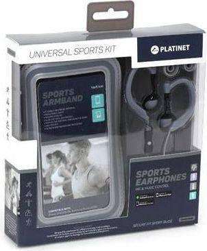 Słuchawki Platinet Sport + Armband PM1070 (42929) 1