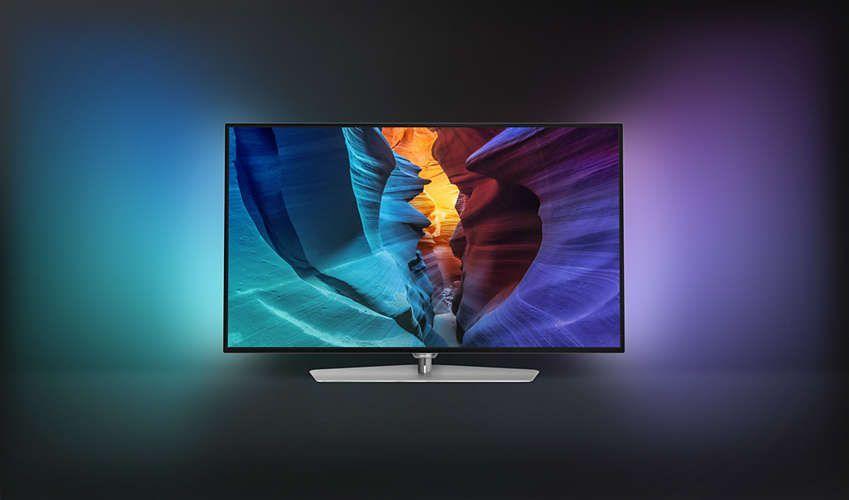 Telewizor Philips LED 55'' Full HD Ambilight 1