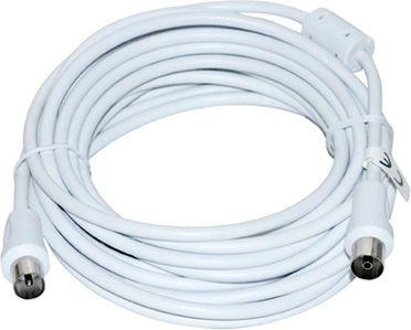 Kabel Vakoss Antenowe 5m biały (TC-A745W) 1