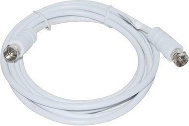 Kabel Vakoss Antenowe 2m biały (TC-A764W) 1