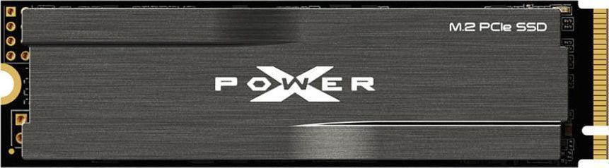 Dysk SSD Silicon Power XD80 512 GB M.2 2280 PCI-E x4 Gen3 NVMe (SP512GBP34XD8005) 1