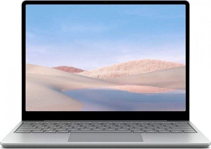 Laptop Microsoft Surface Laptop Go (THJ-00009) 1