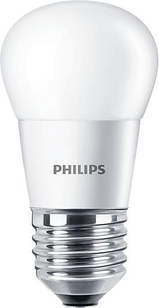 Philips CorePro LEDluster 5,5W E27 P45 matowa (50765000) 1