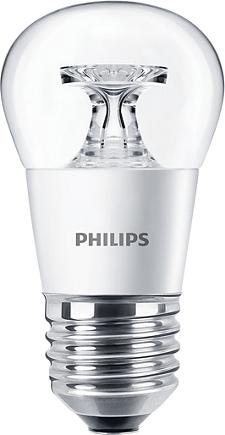 Philips CorePro LEDluster 4W E27 P45 przeźroczysta (50767400) 1