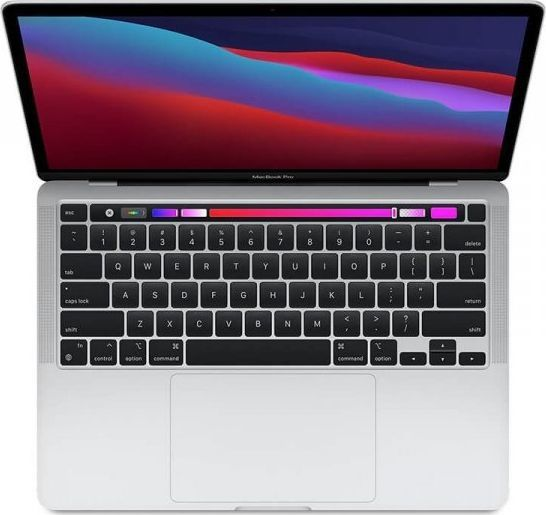 "Laptop Apple Apple MacBook Pro Silver, 13.3 "", IPS, 2560 x 1600, Apple M1, 8 GB, SSD 256 GB, Apple M1 8-core GPU, Without ODD, macOS, 802.11a 1"