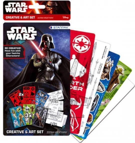 Starpak Zestaw Kreatywny Star Wars (347080) 1