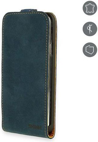 Skink etui Sony Xperia Z5 Compact/Mini (SFLAPCARDXPERIAZ5COMP-DB/CG) 1