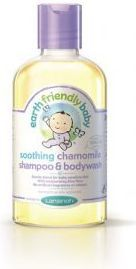 Earth Friendly Products Organiczny szampon i płyn do mycia 2w1 o zapachu rumianku, 250ml (LAN81107) 1