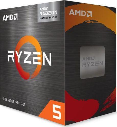 Procesor AMD Ryzen 5 5600G, 3.9GHz, 16 MB, BOX (100-100000252BOX) 1