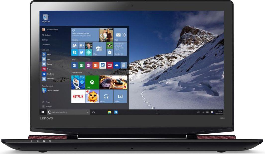 Laptop Lenovo Y700-17 (80Q00047PB) 1