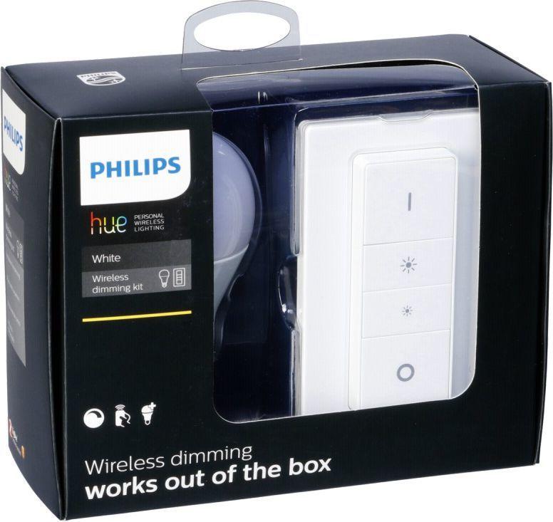 Philips Zestaw Hue Ściemniacz + E27 LED (8718696452523) 1